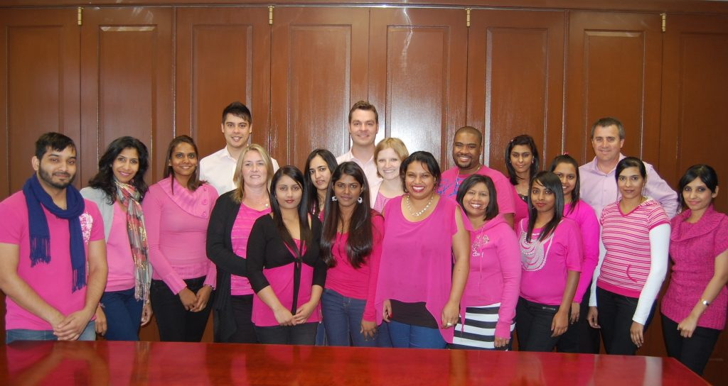 Breast Cancer Awareness – October 2014